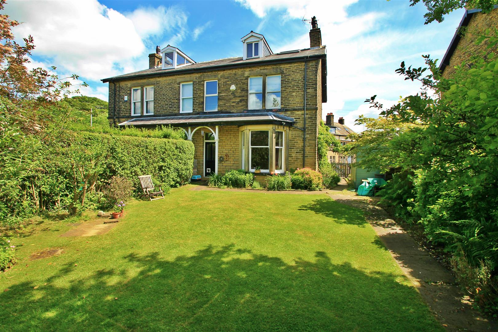 The Crescent, Ilkley, LS29 6DR